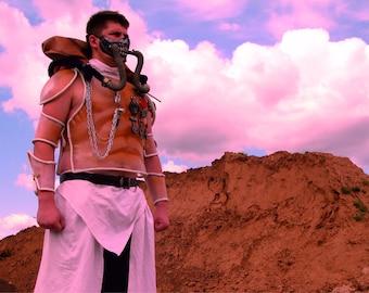 Immortan Joe costume inspired Mad Max Fury Road cosplay