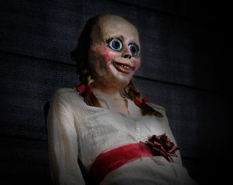 Annabelle mask Annabelle 2 Creation movie inspired cosplay