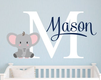 nursery wall decals etsy
