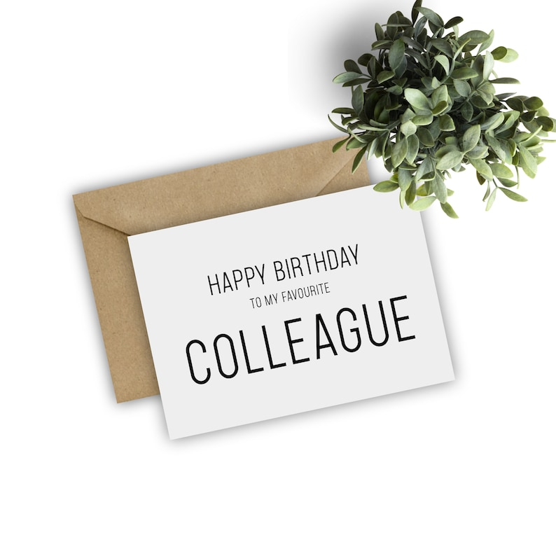 photograph regarding Printable Children's Birthday Cards called Printable Do the job Colleague Birthday Card, Amusing Birthday Card, Sarcastic Birthday Card, Quriky Birthday Card, Typography Card, Do-it-yourself Blank Card