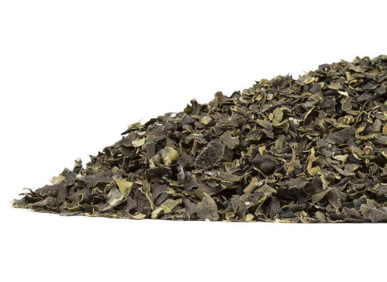 Bladderwrack Herb Cut and Sifted / Alkaline Herb / List of Dr Sebi Herbs /  Alkaline 1 oz