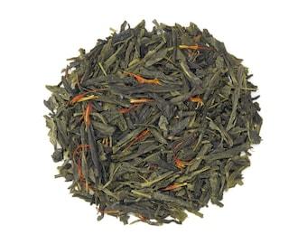 Mandarin Green Tea,  Loose Tea