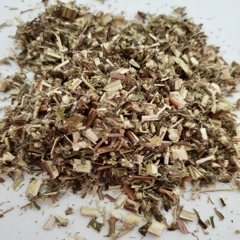 Mugwort Herb Dried Organic / Alkaline Herbs Use for Infusions and Teas   Part Of Dr Sebi List Of Herbs