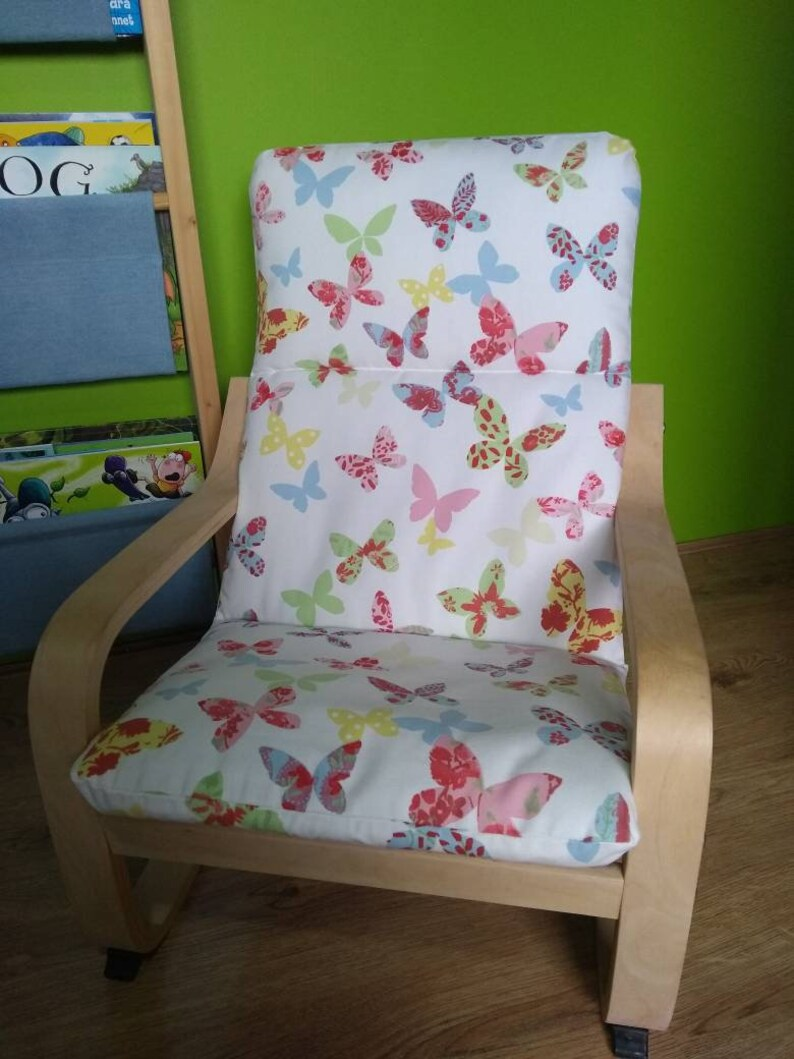 Home, Furniture & DIY Ikea Poang Kids Chair Cover