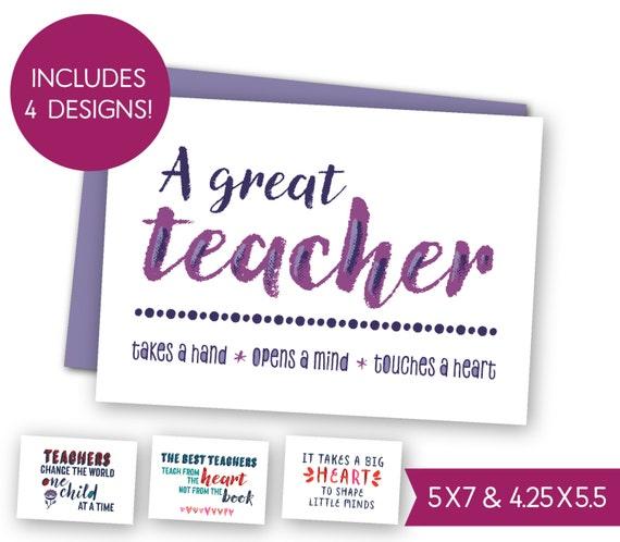 Szkoła Nauczyciel Cytaty Do Druku Pakiet Kart Nauczycieli Uznanie Dzień Karty Nauczyciel Dziękuję E Card Kierowca Autobusu Dziękuję Notatki S1209