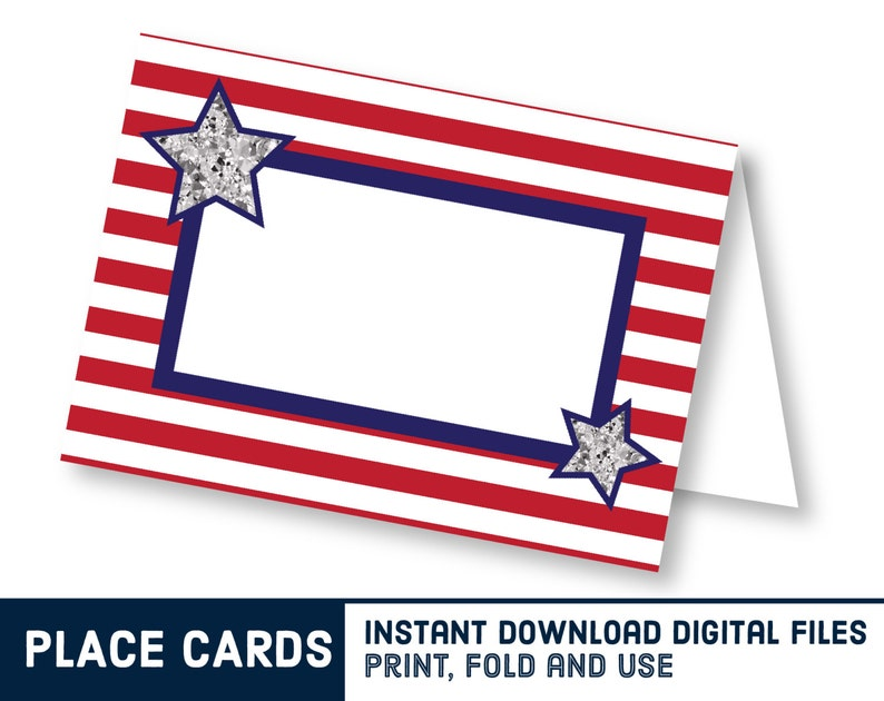 photo about Veterans Day Cards Printable called Printable Veterans Working day Social gathering Level Card - Do-it-yourself Election Working day Status Card - Democrat Republican Hillary Clinton Donald Trump Food stuff Signal Printables
