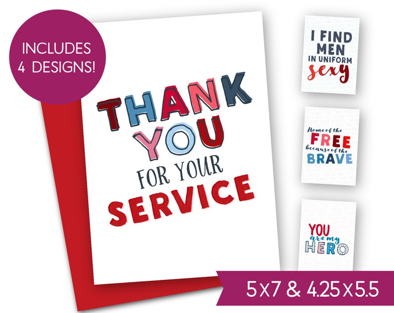 image about Military Thank You Cards Free Printable named Veterans Working day Printable Card Deal - Thank On your own for Your Services Notice, Armed forces Military services Army Marines Maritime Corps Air Pressure United states Due S1443