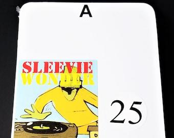A-Z DVD Full Divider Cards
