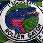 "Patch: ""I Survived RollerGator"""