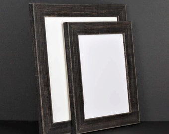 distressed frame etsy