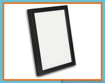16X20 Picture Frame 16X20 Black Picture Frame Black Frame Black Photo Frame 16X20 Photo Frame 16 X 20 Picture Frames Custom Frame 20X16