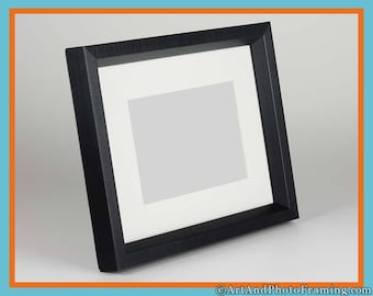 5X7 Picture Frame 5X7 Black Picture Frame Black Frame Black Photo Frame 5X7 Photo Frame 5 X 7 Frames With 4x6 Mat Custom Picture Frame 7X5