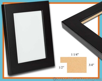 13x19 Picture Frame 13x19 Black Picture Frame 19x13 Wood Picture Frame 13 x 19 Picture Frame 13 x 19 Photo Frame 13x19 Custom Frame Gift
