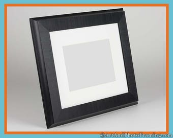 16x20 Picture Frame 16x20 Black Picture Frame 16 x 20 Frame with 11x14 Mat Picture Frames 16x20 Photo Frame 16x20 Custom Picture Frame 20x16