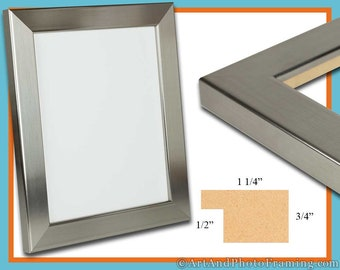 13x19 Picture Frame 13x19 Silver Picture Frame 19x13 Wood Picture Frame 13 x 19 Picture Frame 13 x 19 Photo Frame 13x19 Custom Frame Gift