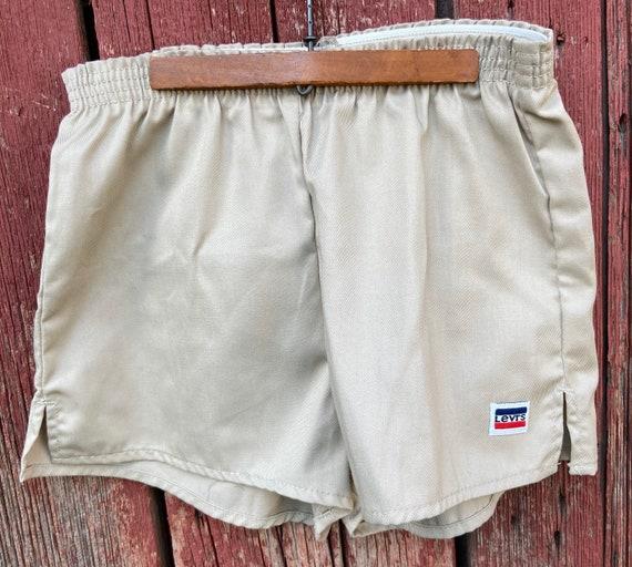1970's Athletic Levi's Shorts