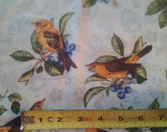 Birds-Hoffman fabric