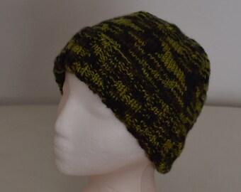 da967956956 Knit Hat Green Beanie