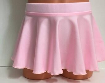 e2c2c94834 Ballet Skirt - Dance Skirt - Nylon Lycra - 32 Colors - Sizes  2T