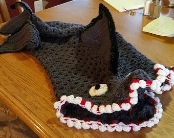 Toddler Eaten By A Shark Blanket Sack