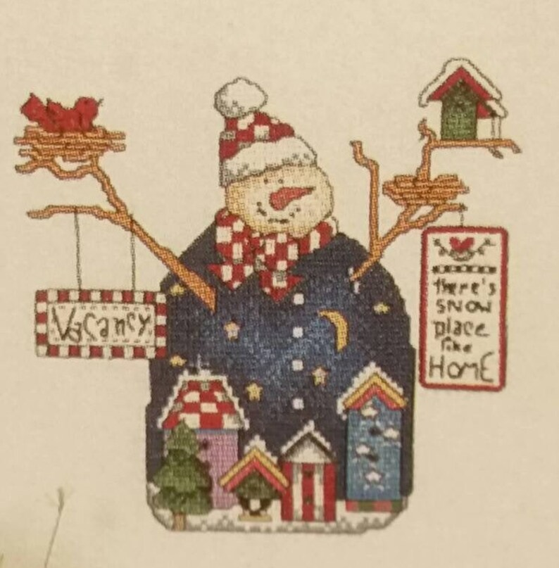 Jeanette Crews Designs Presents Four Seasons Angels by Alma Lynne Cross Stitch Charts