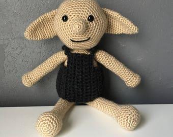 Handmade Dobby Stuffed Animal