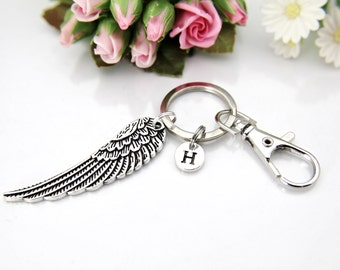 Guardian angel keychain  5549eeb6e