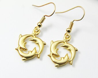 FL BEAUTY 2PCS One Set 925 Silver Plated /& 18K Gold Plated Giraffe Charm /& Cute Deer Earrings Pendant Necklace