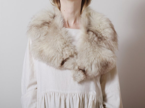 Fox Fur Collar