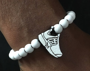 NKE PRESTO Handmade Wood Bracelet