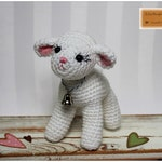 Crochet Pattern Little Baby Lamb / PDF