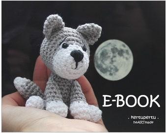 Crochet Pattern Little Wolf / PDF