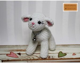 Crochet Pattern Little Baby Lamb / PDF