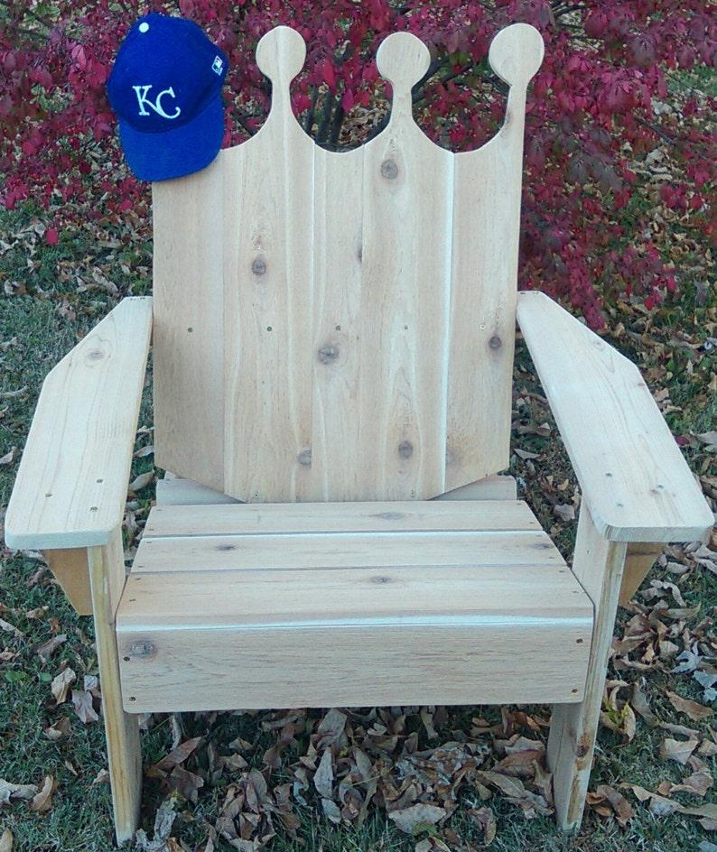129c10a6e4c Kansas City Royals Royals adirondack chair Kansas City