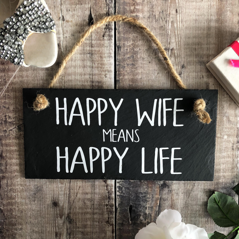 Glückliche Frau bedeutet glückliches Leben. Glückliche Frau | Etsy