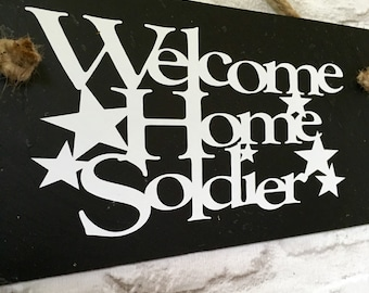 Soldier quote. Soldier slate. Military quote. Soldier gift. Soldier plaque. Soldier sign. Military gift. Military sign. Army quote.