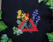 Cross Stitch Pattern - Igni Botanical
