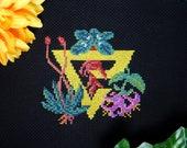 Cross Stitch Pattern - Quen Botanical