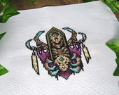 Cross Stitch Pattern - Frenone Necrolord Covenant