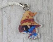 Acrylic Charm - Vivi Cross Stitch
