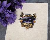 Cross Stitch Pattern - Charon