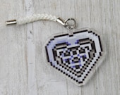 Acrylic Charm - Celtic Heart