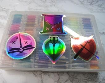 NeedleMinders & Stickers