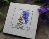 Cross Stitch Pattern - Deathbell - Elder Scrolls Skyrim