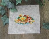 Cross Stitch Pattern - Yamper Pasta