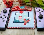 Cross Stitch Pattern - Wandering Present - Animal Crossing