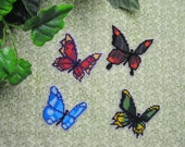 Cross Stitch Pattern - Butterflies - Zelda Breath of the Wild