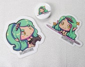 Sirithre Stickers / Buttons