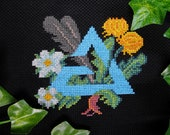 Cross Stitch Pattern - Aard Botanical