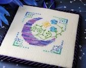 Cross Stitch Pattern - Sulky Moon